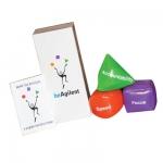 Three Shape Juggling Kit