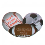 Football , Soccer and Baseball Magnet