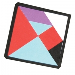 Geometric Foam Puzzle